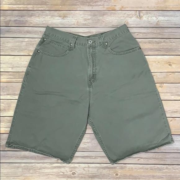 0a4a4c8a Levi's Shorts | Levis Mens 595 Baggy Straight Fit | Poshmark